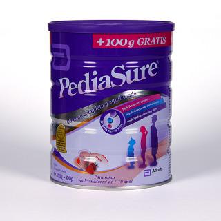 Pediasure Fresa Complemento Alimenticio Polvo 800 g + 100 g