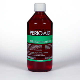 Perio-aid Colutorio Mantenimiento sin alcohol 500 ml