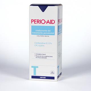 Perio-aid Colutorio Tratamiento sin alcohol 500 ml