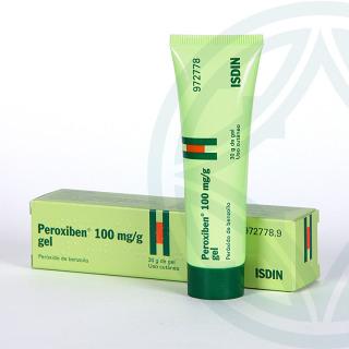Peroxiben 100 mg/g gel 30 g
