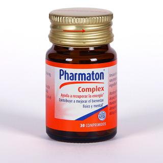 Pharmaton Complex 30 Comprimidos