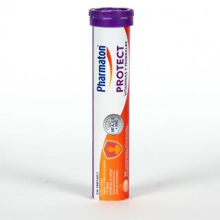 Pharmaton Protect 20 Comprimidos Efervescentes