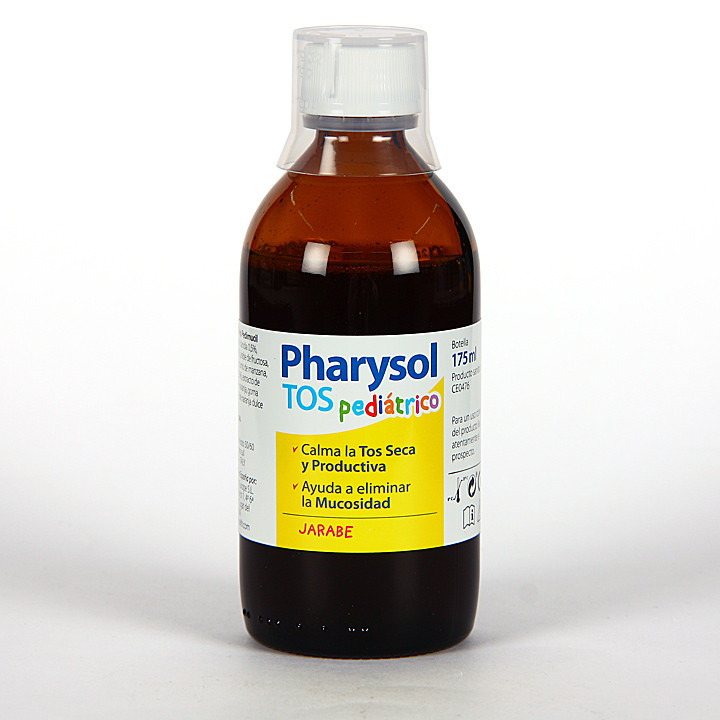 Pharysol Tos Pediátrico Jarabe 175 ml