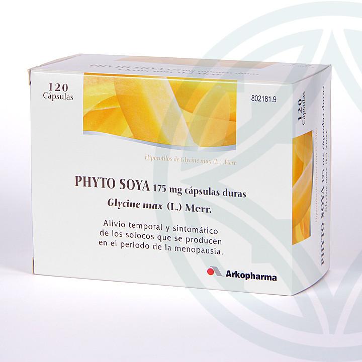 Phyto Soya 175 mg 120 cápsulas