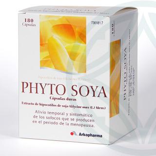Phyto Soya 175 mg 180 cápsulas