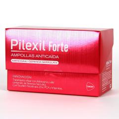 Pilexil Forte Ampollas anticaída 15 ampollas
