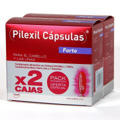 Pilexil Forte Cápsulas Anticaída 100 + 100 cápsulas Pack Promo
