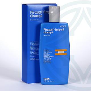 Piroxgel 6mg/ml Champú 200 ml