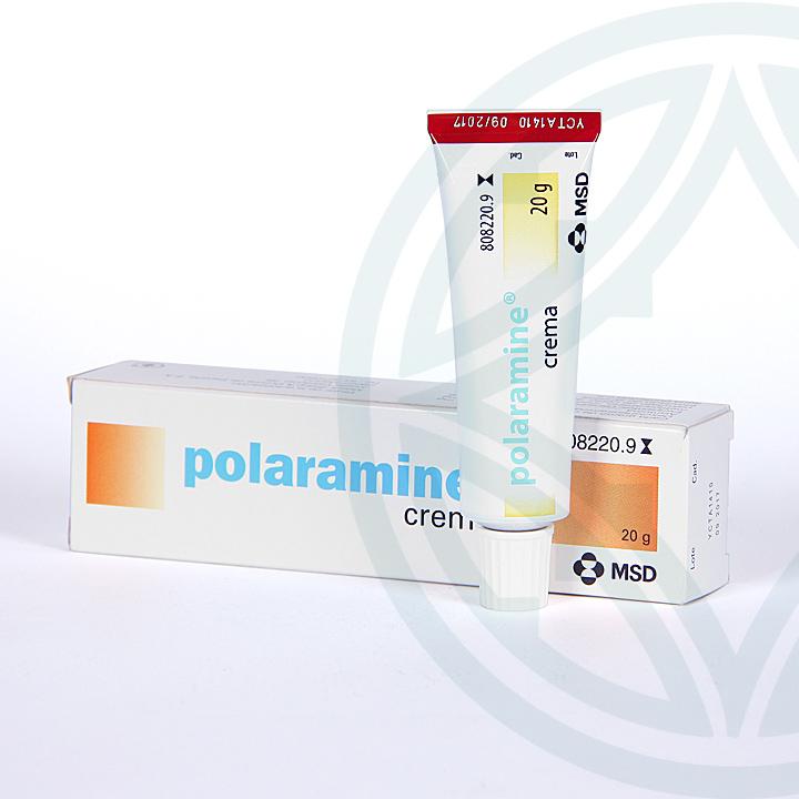 Polaramine Tópico crema 20 g