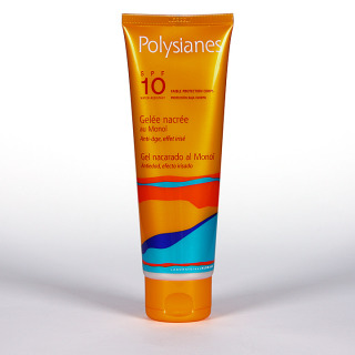 Polysianes Gel Nacarado SPF10 125 ml