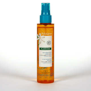 Polysianes Klorane Aceite Reparador After Sun 150 ml