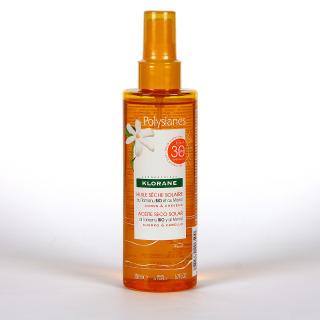 Polysianes Klorane Aceite Seco Solar SPF30 200 ml