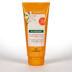 Polysianes Klorane Gel Crema Solar Sublime SPF30 200 ml