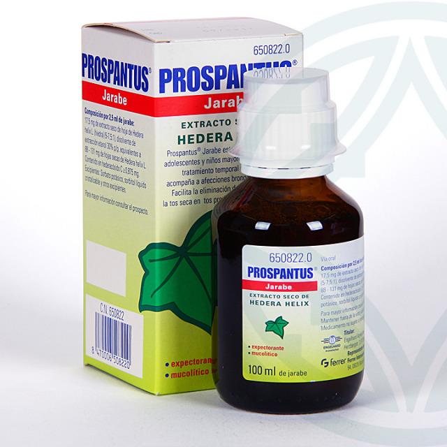 Prospantus  jarabe 100 ml