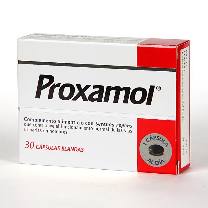 Proxamol 30 cápsulas