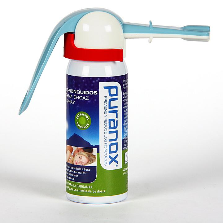 Puranox Anti-Ronquidos Spray 45 ml