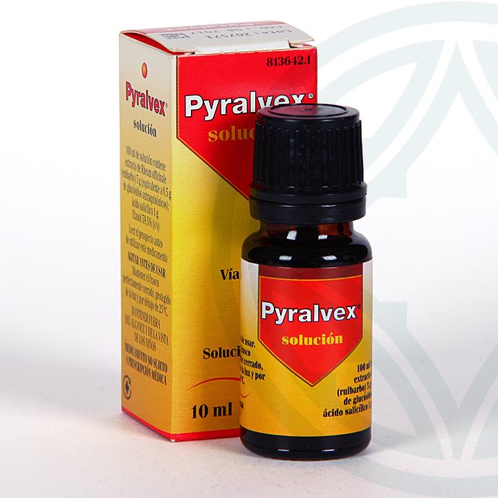 Pyralvex solución tópica 10 ml