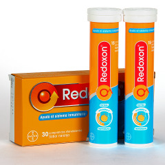 Redoxon Extra Defensas 30 comprimidos efervescentes