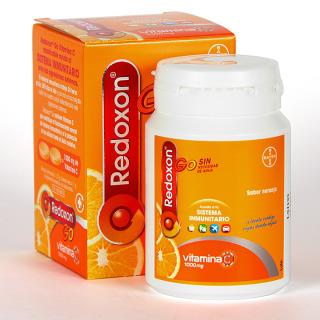 Redoxon Go Vitamina C 30 comprimidos masticables