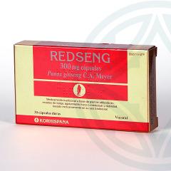 Redseng 300 mg 30 cápsulas