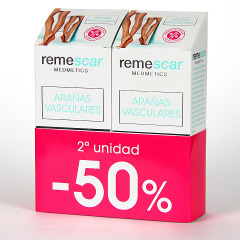 Remescar Arañas Vasculares Crema 40 ml Pack Duplo