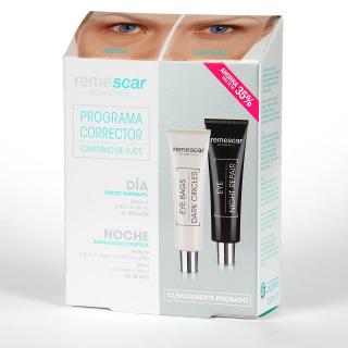Remescar Contorno de Ojos Programa Corrector Día y Noche