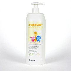 Repavar Pediátrica Leche Hidratante 750 ml