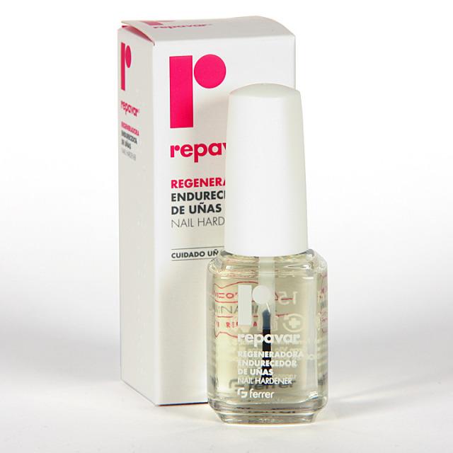 Repavar Regeneradora Endurecedor de Uñas Esmalte 15 ml
