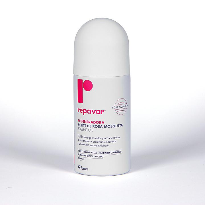Repavar Regeneradora Spray de aceite de rosa mosqueta 150 ml