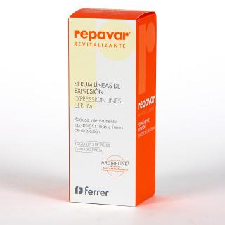 Repavar Revitalizante Sérum líneas de expresión 30 ml