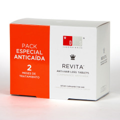 Revita DS Laboratories 60 comprimidos anticaída