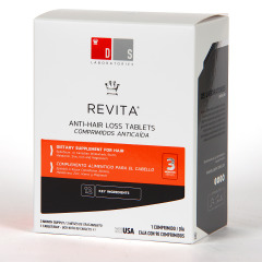 Revita DS Laboratories 90 comprimidos anticaída