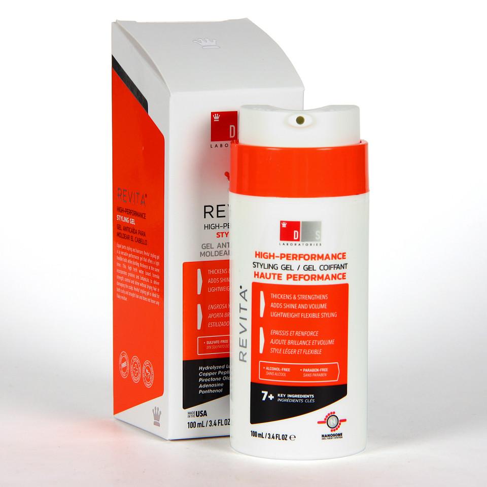 Revita Styling Gel de Peinado DS Laboratories 100 ml