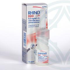 Rhinovín Duo Solución para pulverización nasal 10 ml