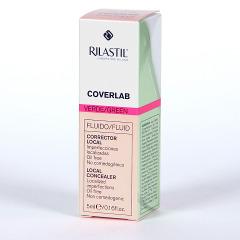 Rilastil Cumlaude Coverlab fluido corrector Verde 5 ml
