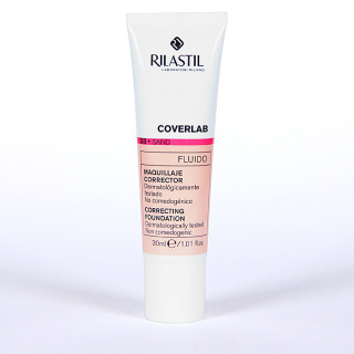 Rilastil Cumlaude Coverlab Maquillaje Fluido Sand 03