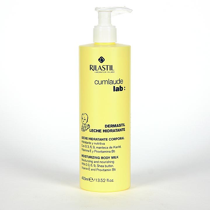 Rilastil Cumlaude Dermastil Leche Hidratante 400 ml