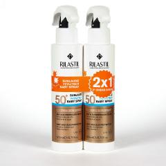 Rilastil Cumlaude Sunlaude Baby Spray SPF 50+ 2x200 ml Pack Duplo