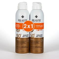 Rilastil Cumlaude Sunlaude Dry Touch SPF50 Pack 2x1