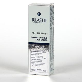 Rilastil Multirepair Contorno de Ojos y Labios 15 ml