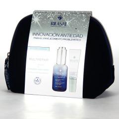Rilastil Multirepair Serum H.A. 30 ml + Contorno de ojos de regalo Pack Neceser