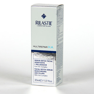 Rilastil Multirepair Serum H.A. 30 ml + Multirepair Contorno de ojos y labios 15 ml Pack Regalo