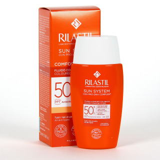 Rilastil Sun System Comfort color SPF50+ 50 ml