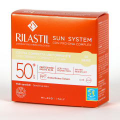 Rilastil Sun System Compacto SPF 50+ Beige 10 g