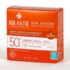 Rilastil Sun System Compacto SPF 50+ Bronze 10 g