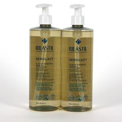 Rilastil Xerolact Aceite de Ducha 750 ml + 750 Regalo Pack Duplo