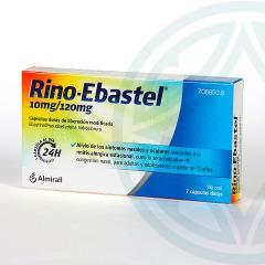 Rino Ebastel 7 cápsulas