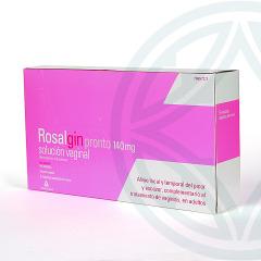 Rosalgin Pronto 140 mg Solución Vaginal