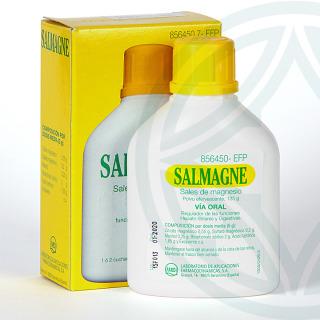 Salmagne Polvo oral 125 g