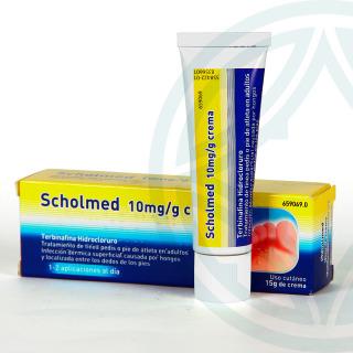 Scholmed crema 15 g